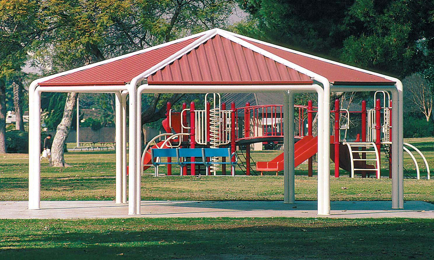 Prescott shade structure