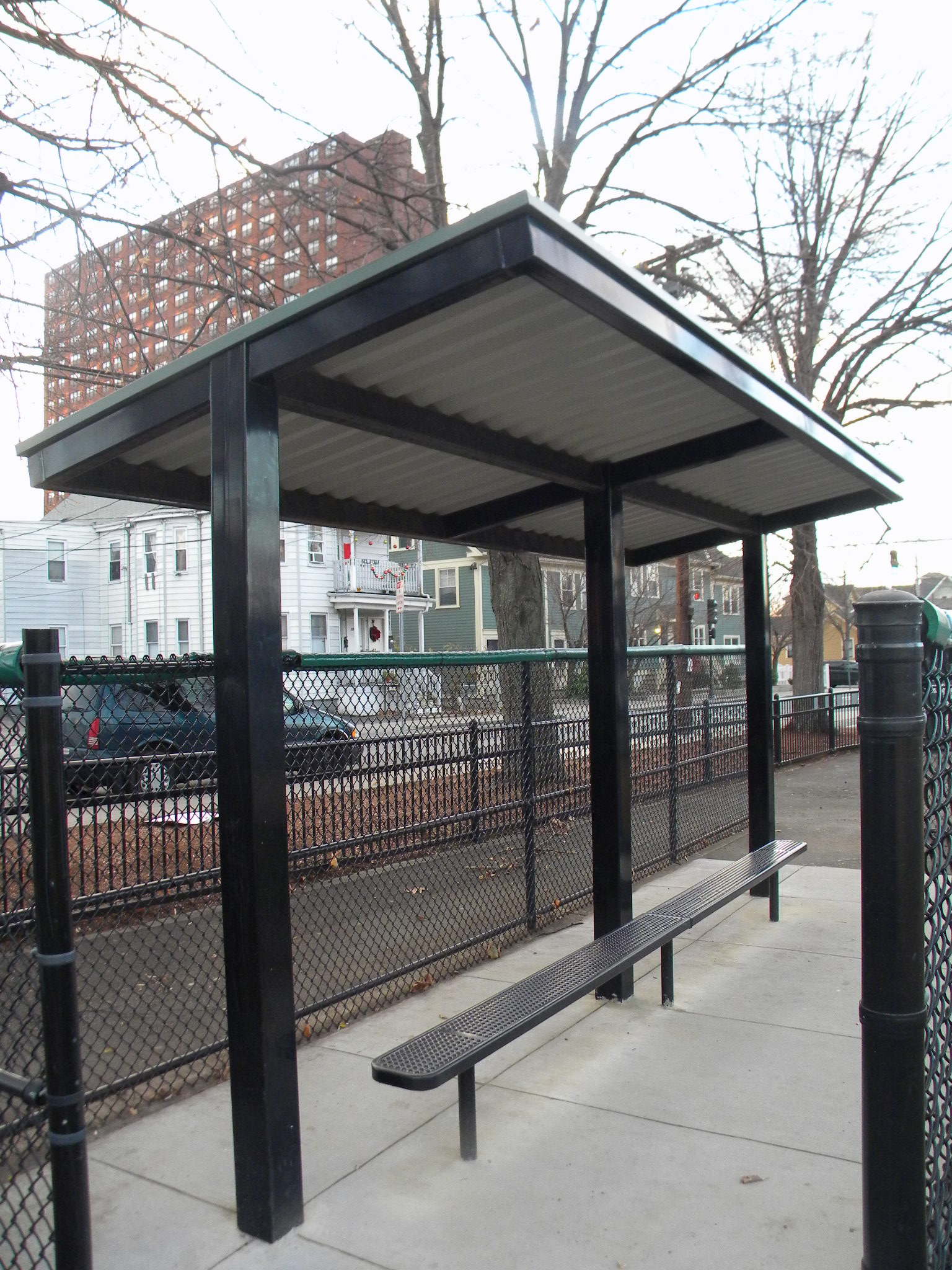 Dugout Shelter And Shade Structure Available In Many Sizes