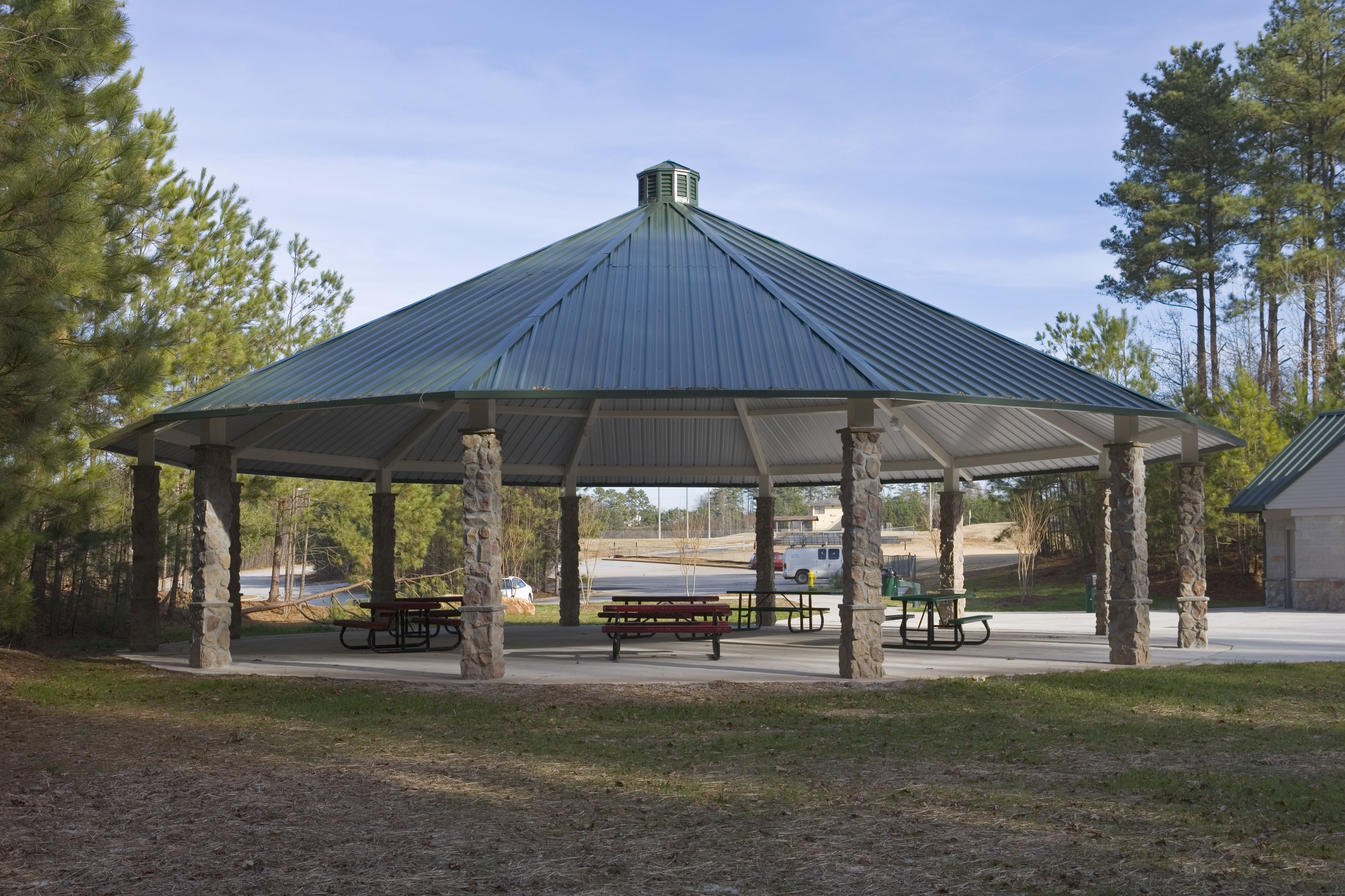 Atlanta shade structure