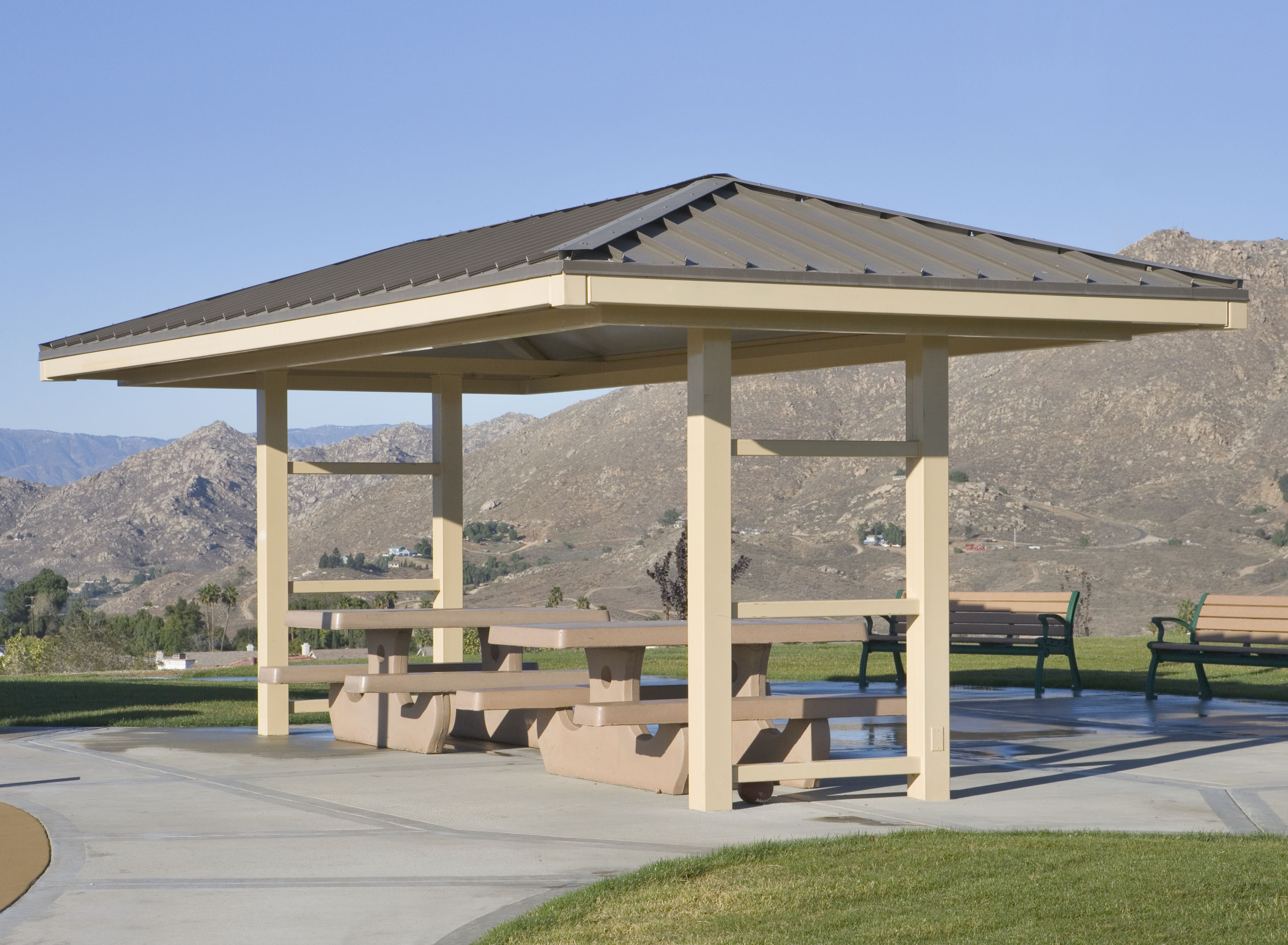 Mingus shade shelter