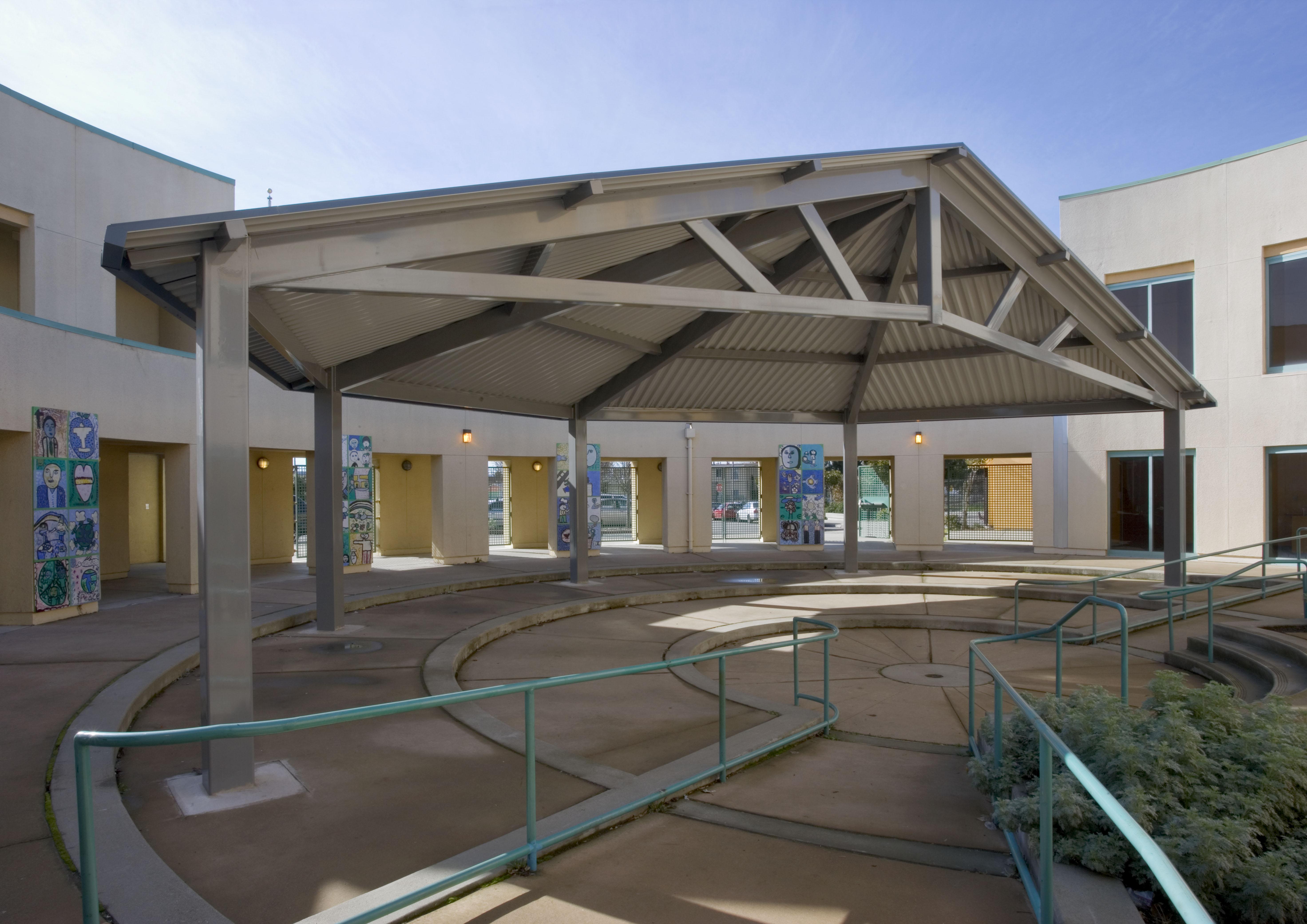 Vienna shade structure