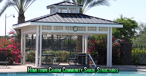 home community shade structure