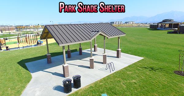 park shade shelter