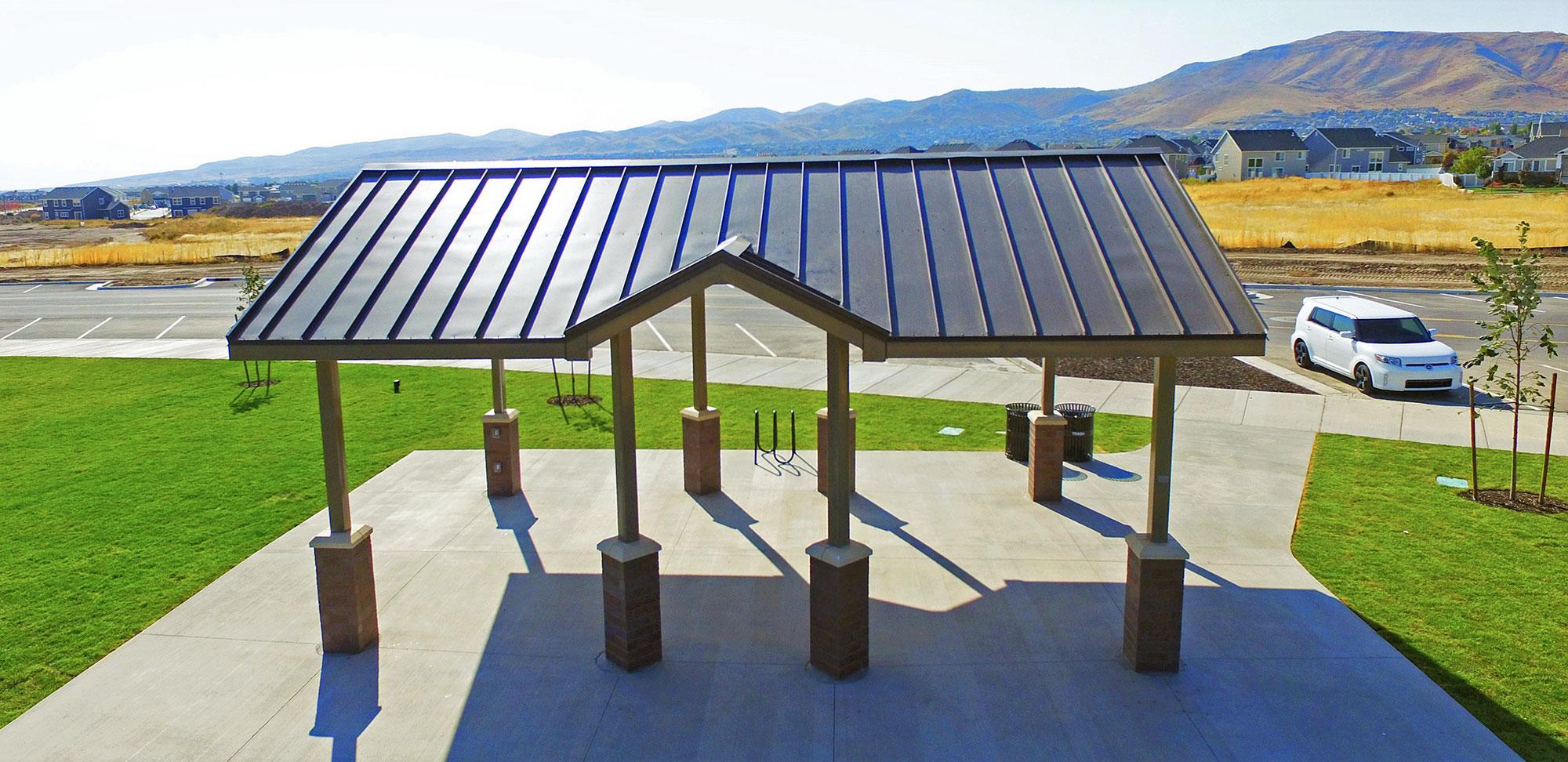 shade shelter park